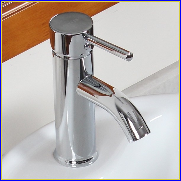 Single Handle Bathroom Faucet By Elite