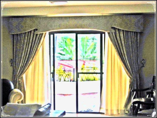 Sliding Glass Patio Door Curtains