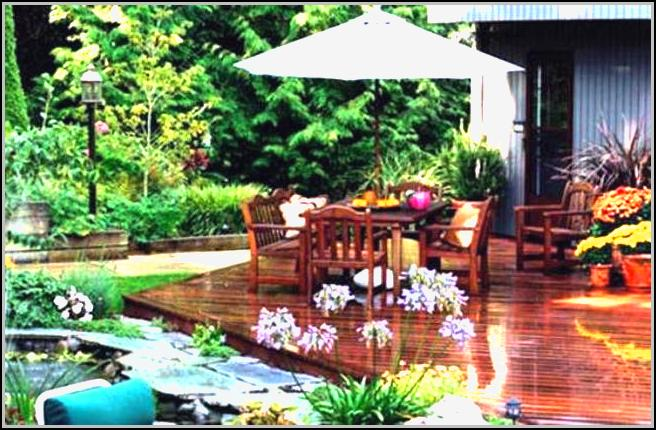 Small Covered Patio Ideas