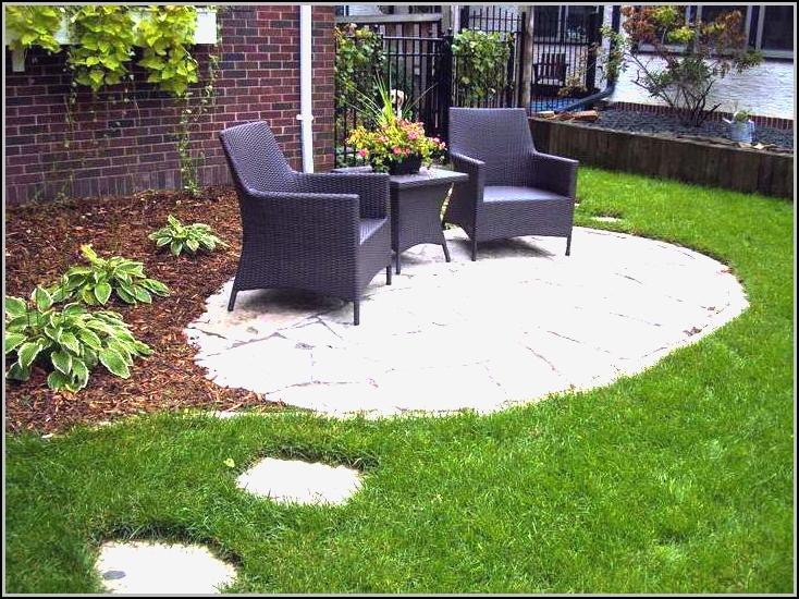 Small Patio Ideas Diy
