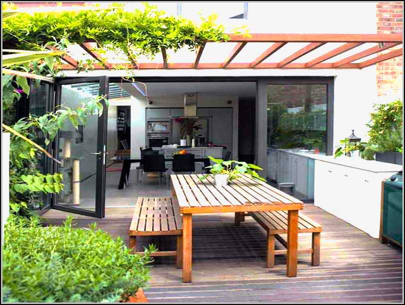 Small Patio Ideas Townhouse
