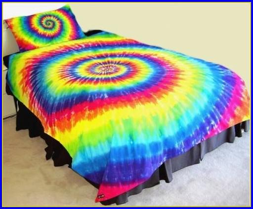 Tie Dye Bedding Sets