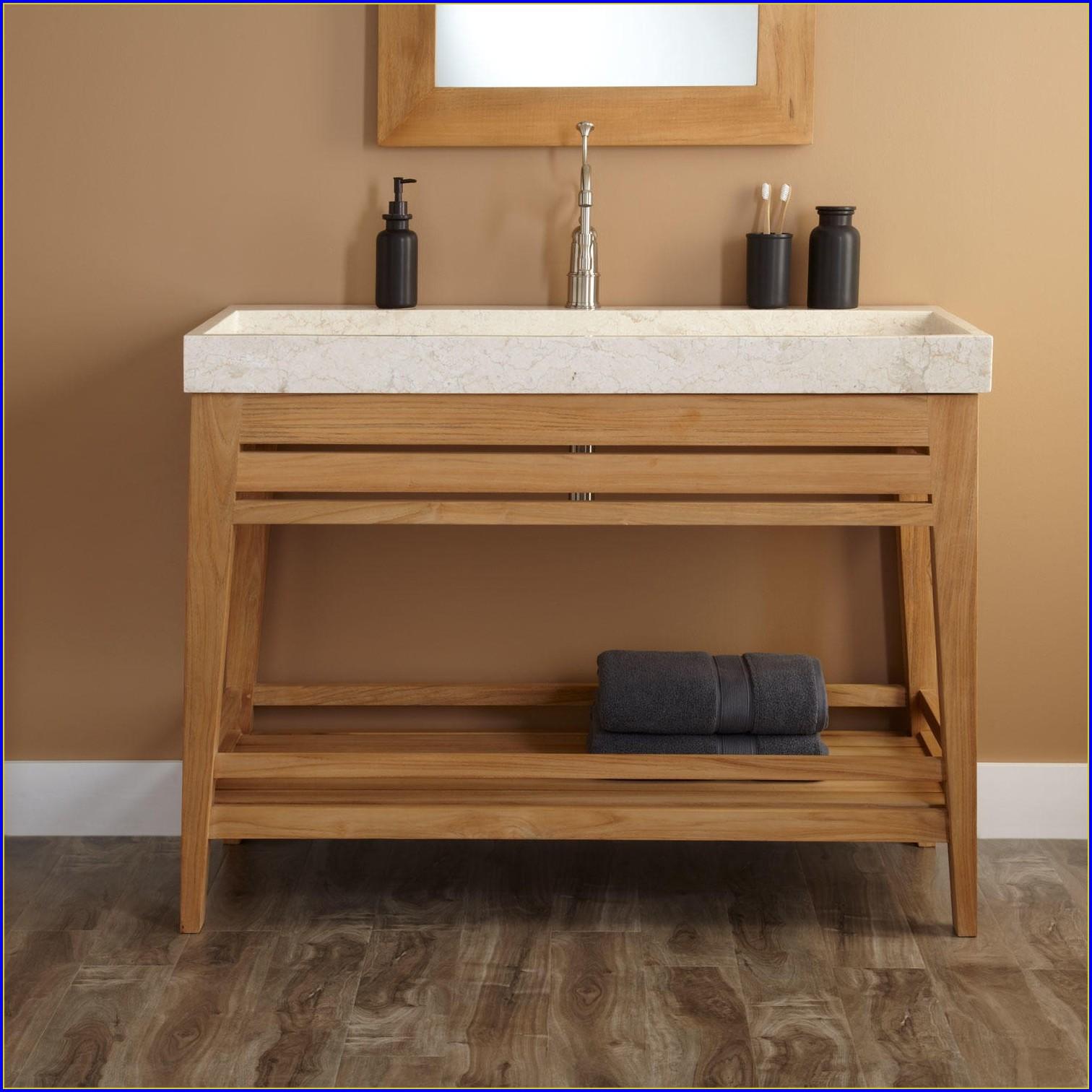 Trough Sink Bathroom Canada