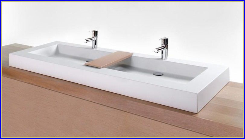 Trough Sink Bathroom Uk