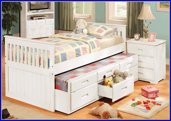 Trundle Bed Ikea Hack