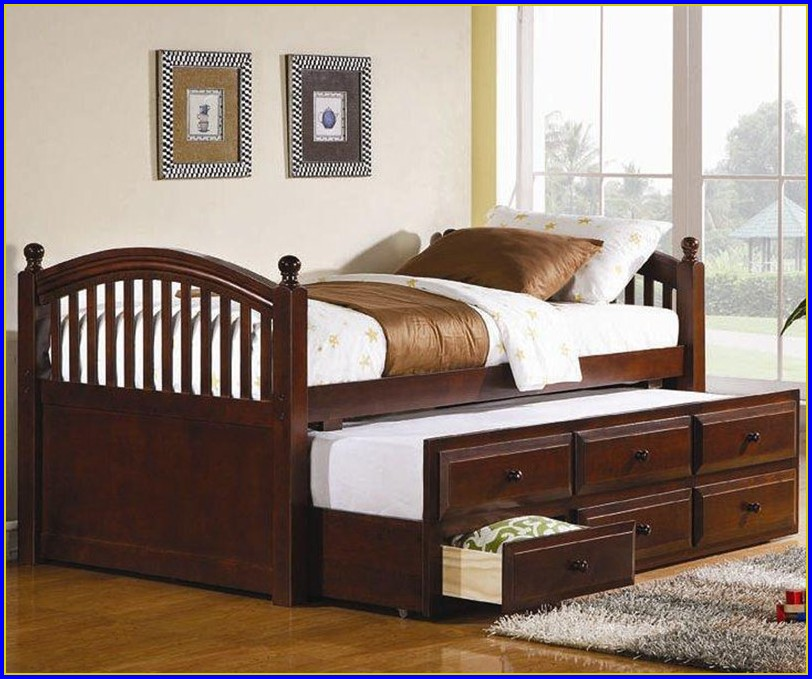 Twin Trundle Bed Mattress