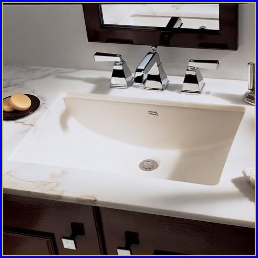 Undermount Bathroom Sink Replacement