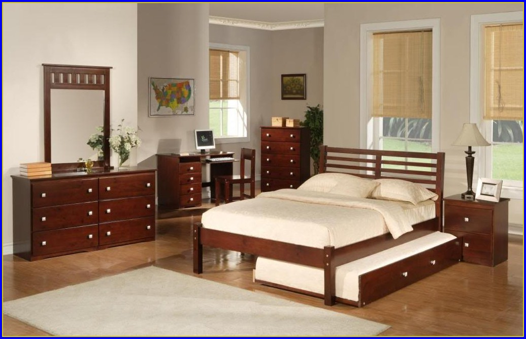 Upholstered King Bed Frame