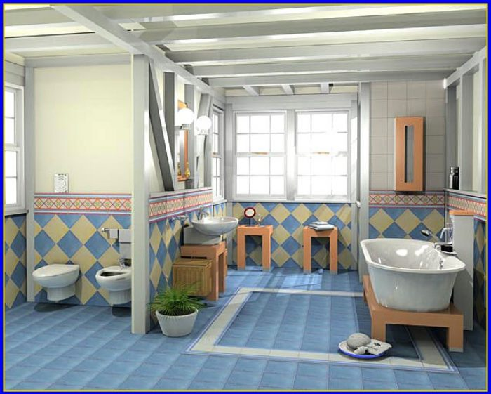 Virtual Bathroom Design Ideas