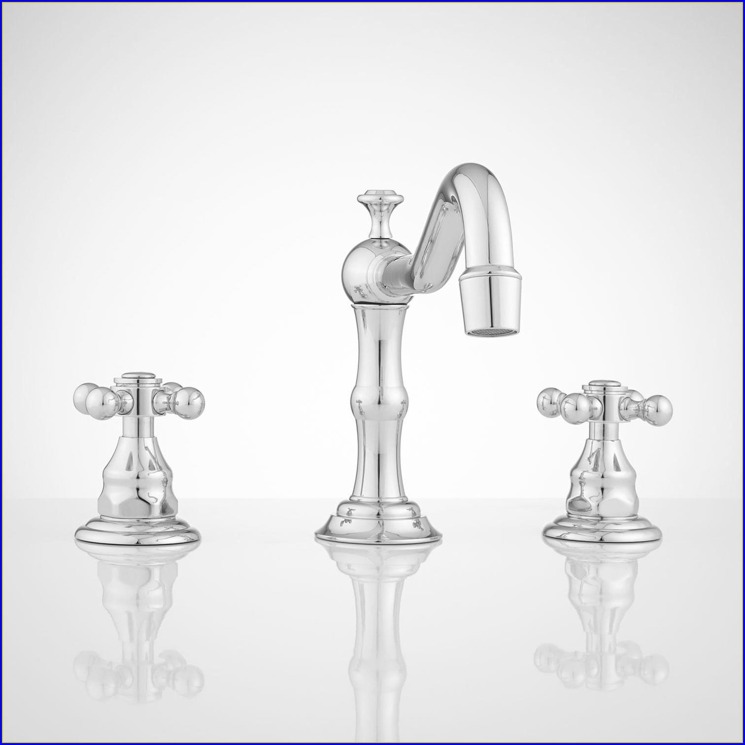Widespread Bathroom Faucet Installation