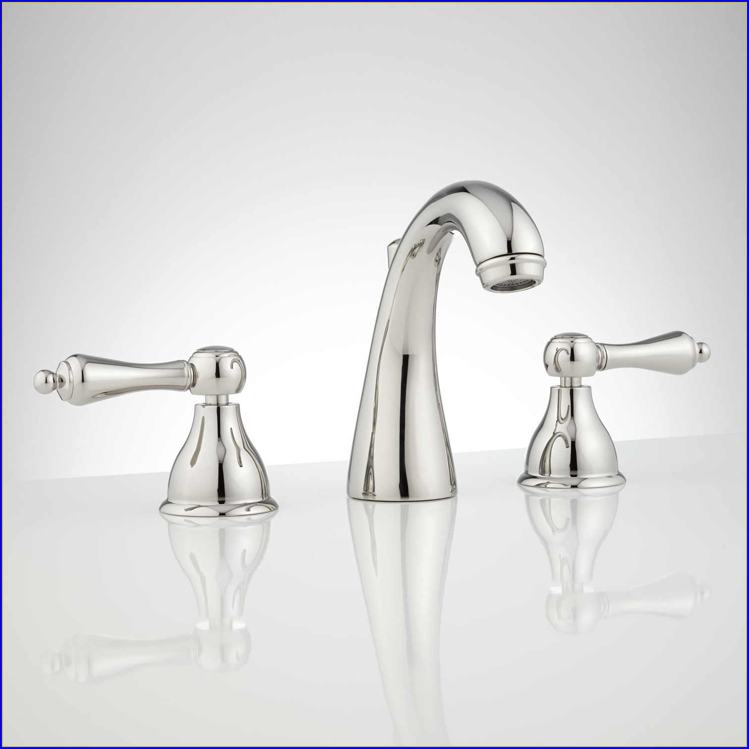 Widespread Bathroom Faucet Repair