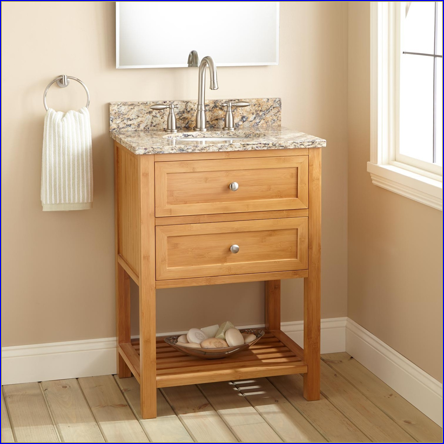 Windsor Narrow Depth Bathroom Vanity