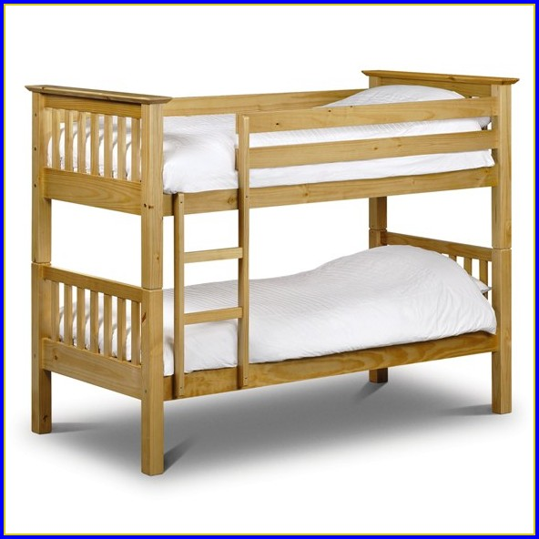 Wooden Bunk Beds Twin Over Full