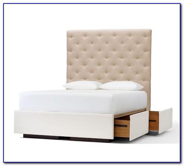 Adler Tufted Platform Bed