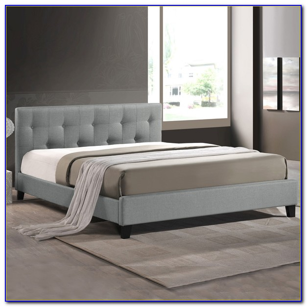 Baxton Studio Bed Assembly Instructions