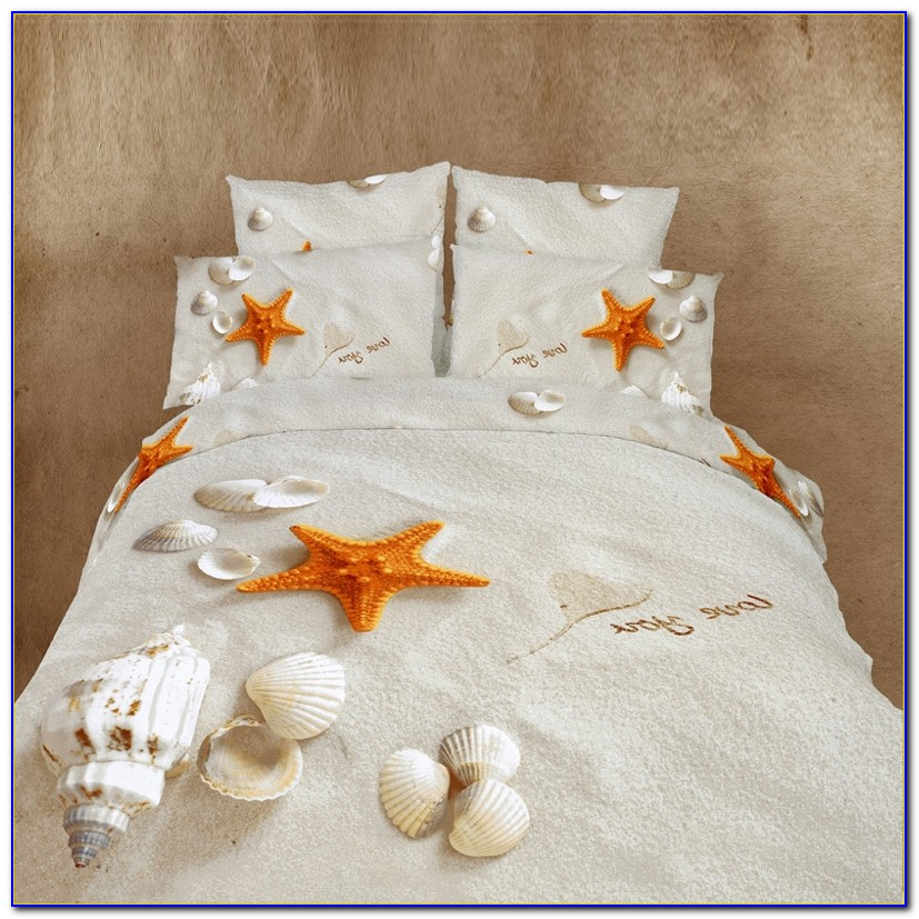 Beach Themed Bedding And Curtains