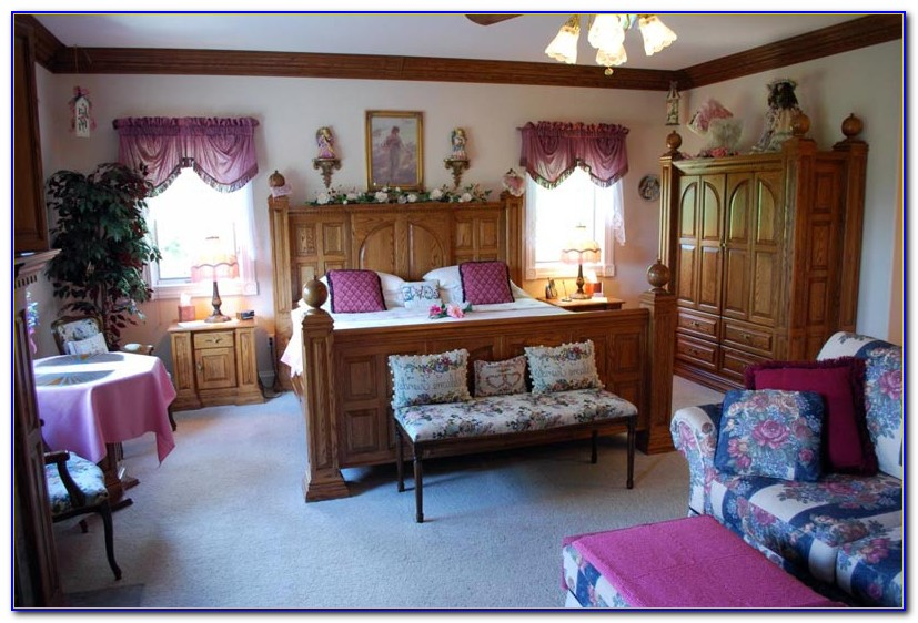 Bed And Breakfast Estes Park Map