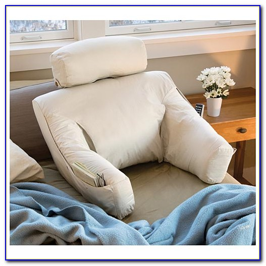 Bed Rest Pillow With Arms Australia