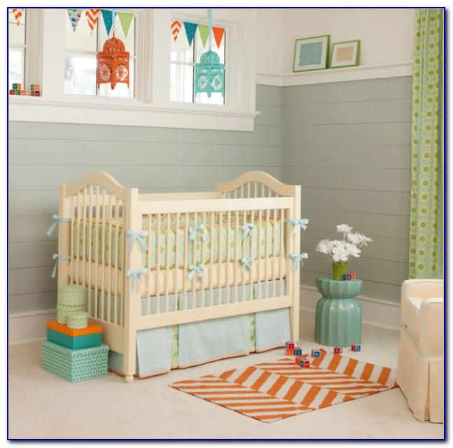 Bright Gender Neutral Crib Bedding