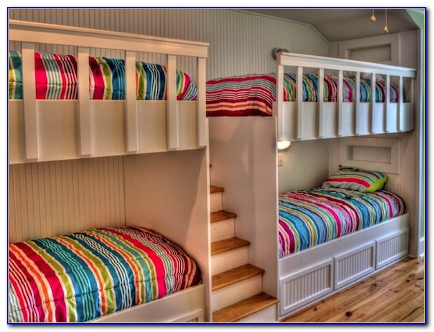 Bunk Bed Stairs Gate