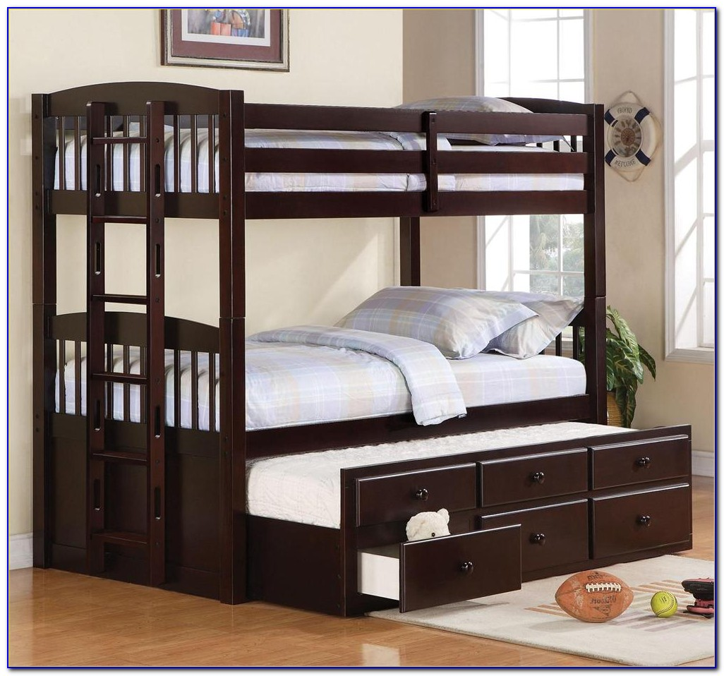 Bunk Bed Trundle Ikea
