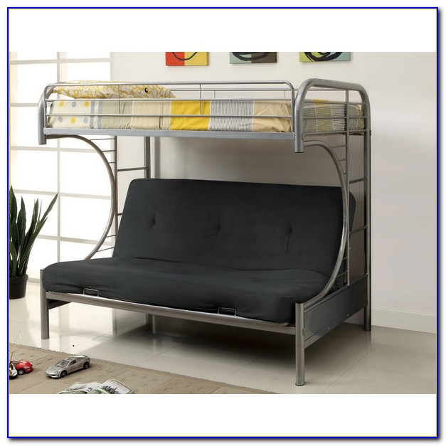 Bunk Beds With Futon Couch