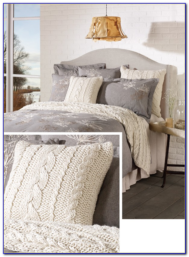 Cable Knit Bedspread Pattern