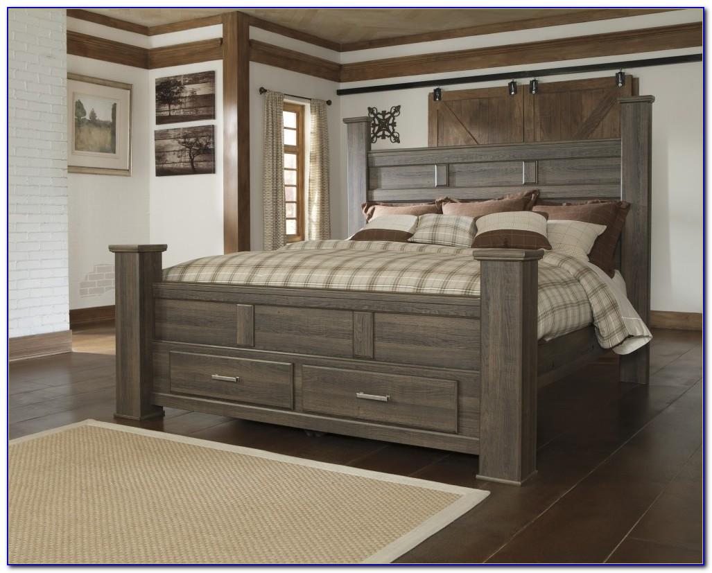 Cali King Bed Frame
