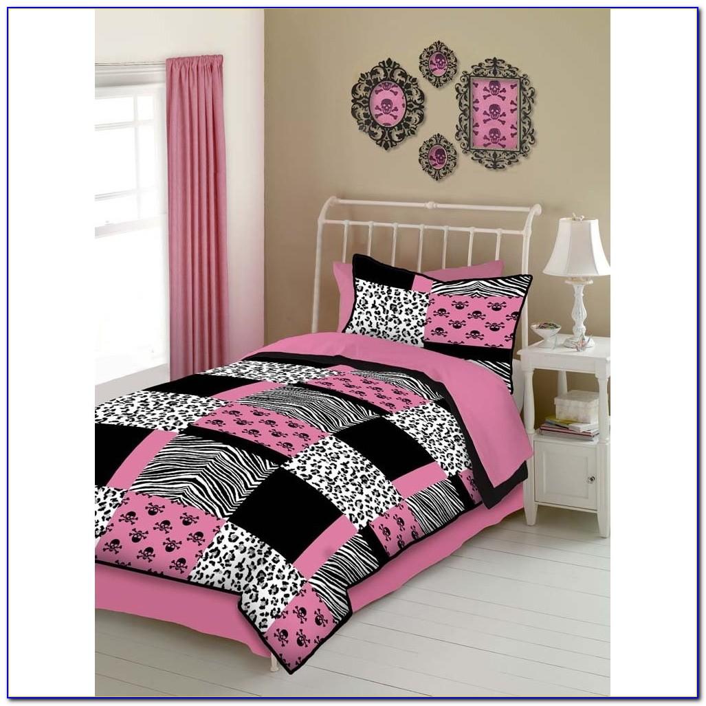 Cute Dorm Bedding Ideas