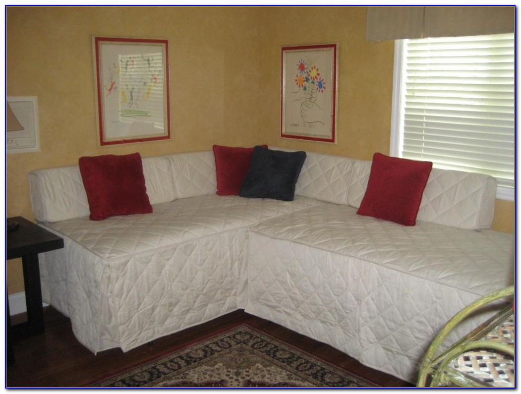 Daybed Covers And Bolsters