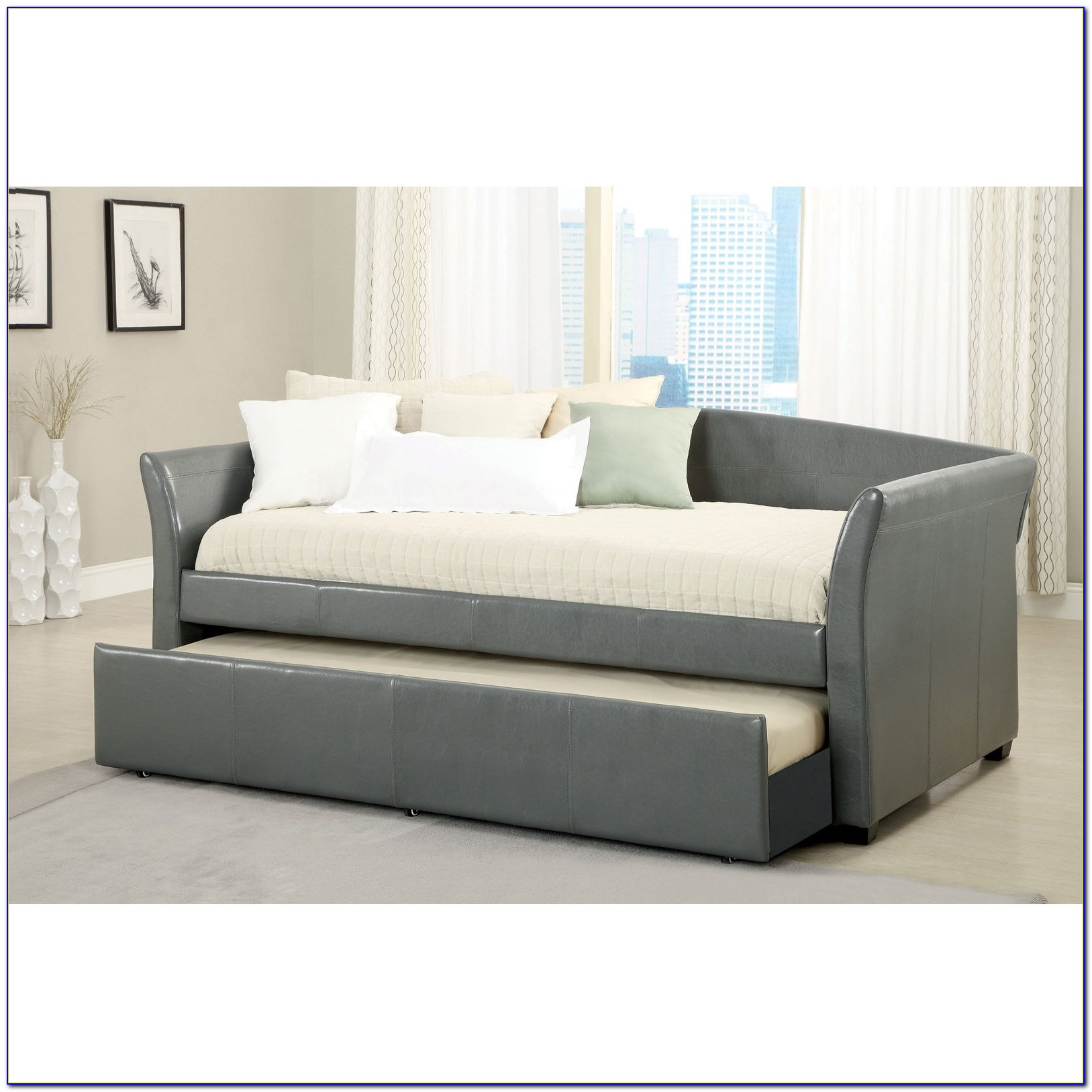 Daybeds With Trundle And Mattresses