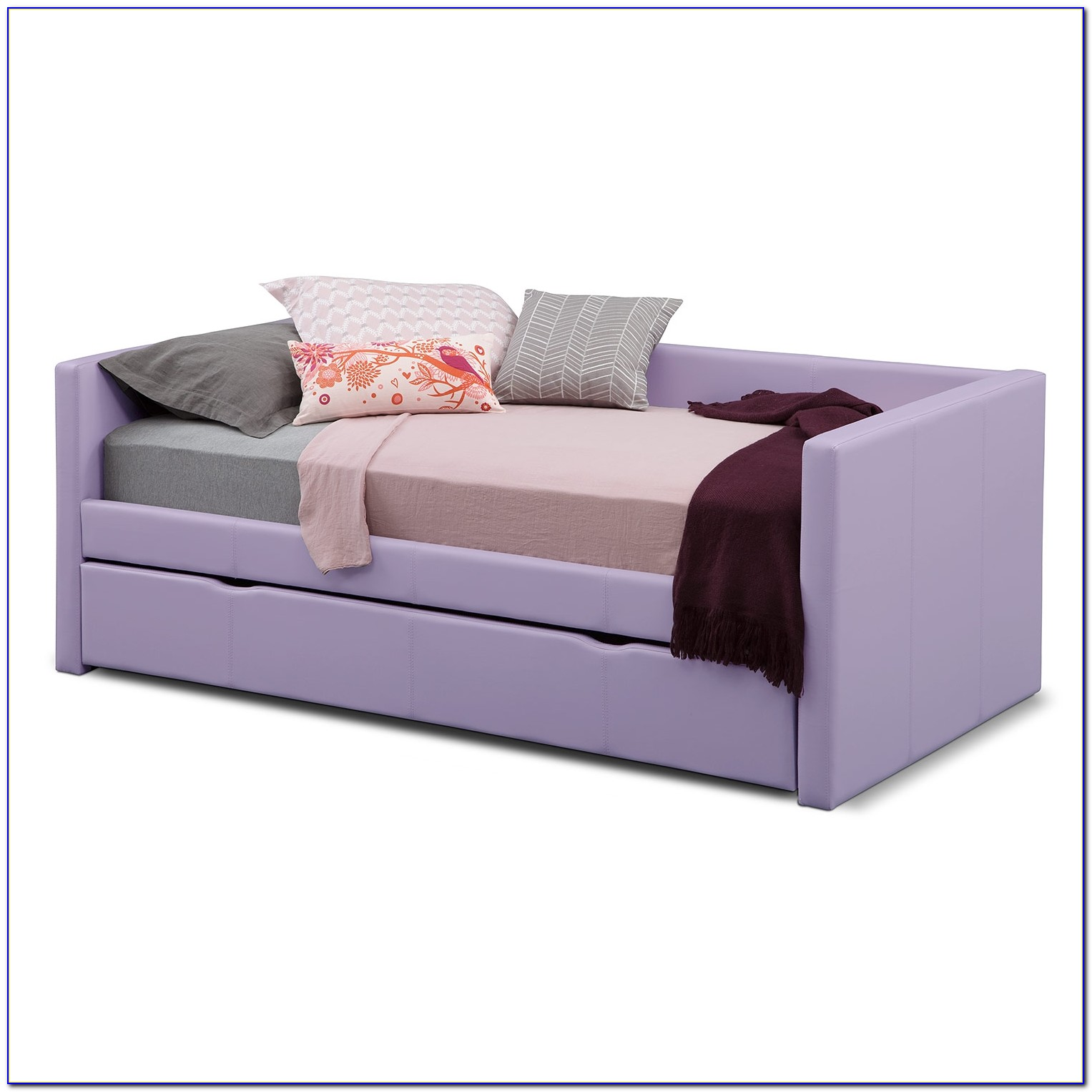 Daybeds With Trundle Option