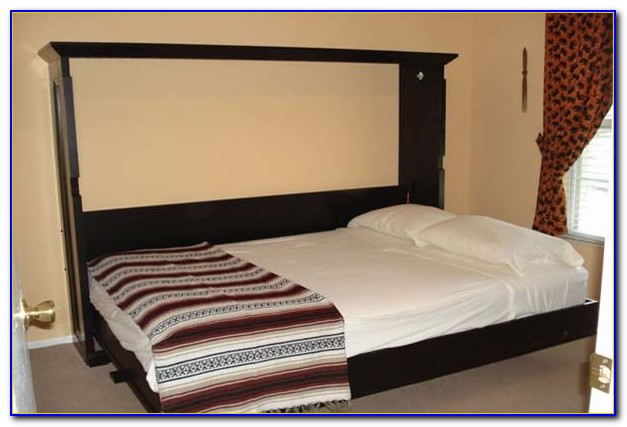 Easy Diy Murphy Bed Kit