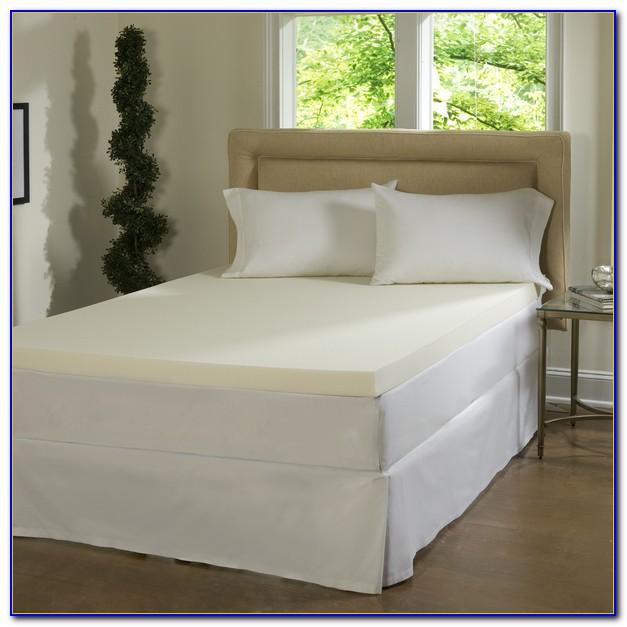 Foam Bed Topper King