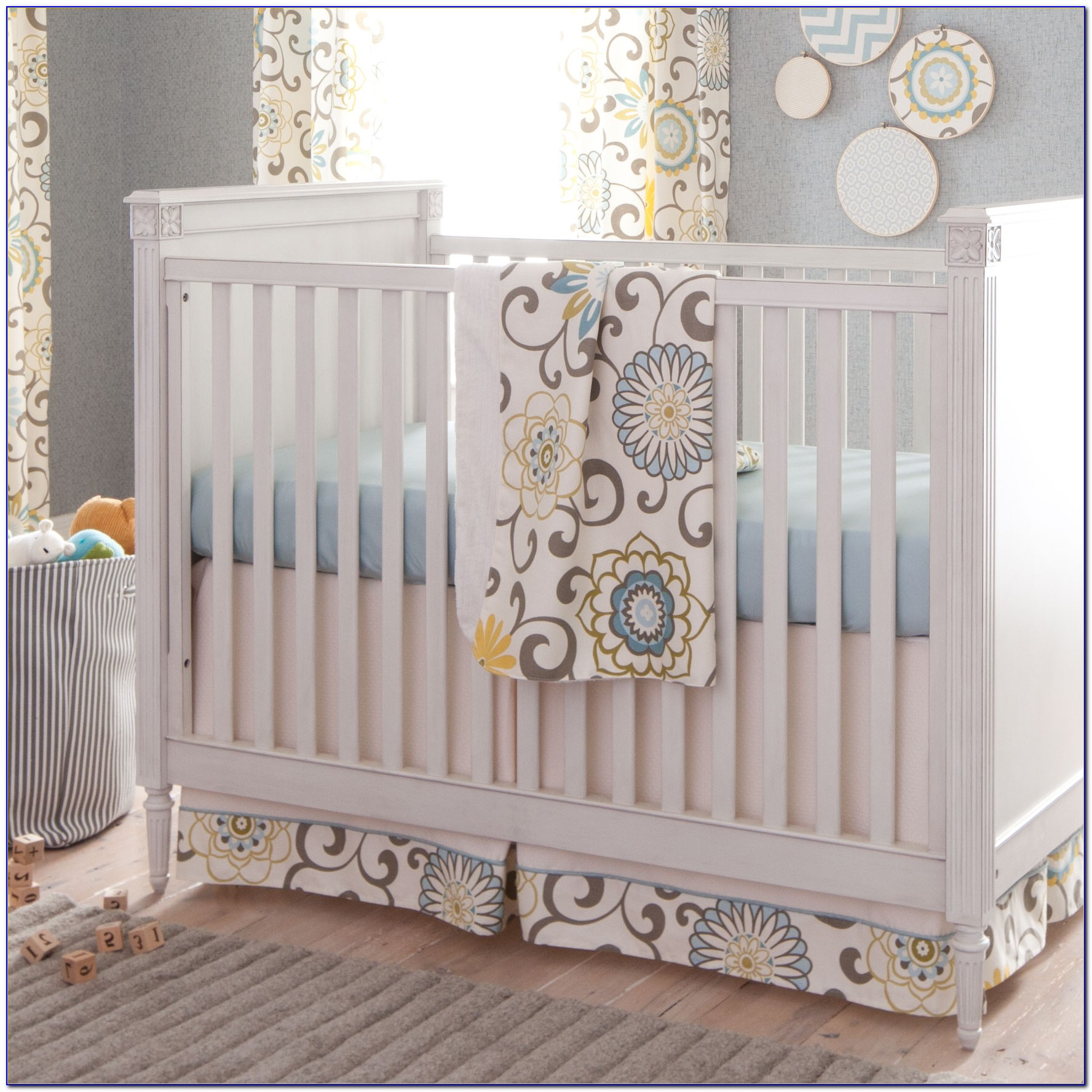 Gender Neutral Crib Bedding Ideas