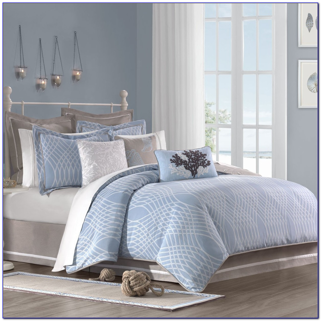 Hampton Hill Bedding Monaco