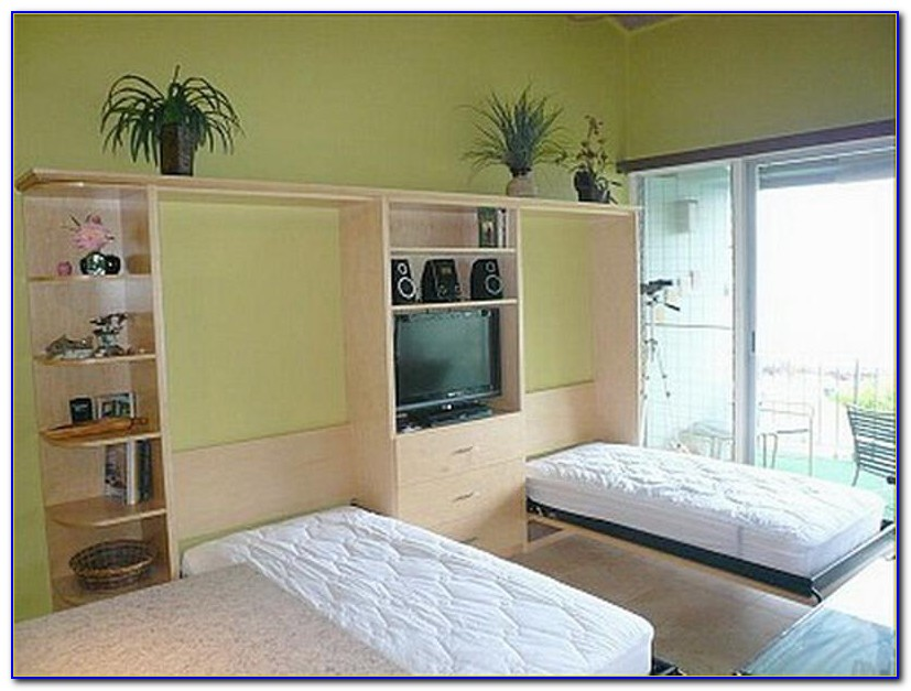 Horizontal Murphy Bed Plans Pdf