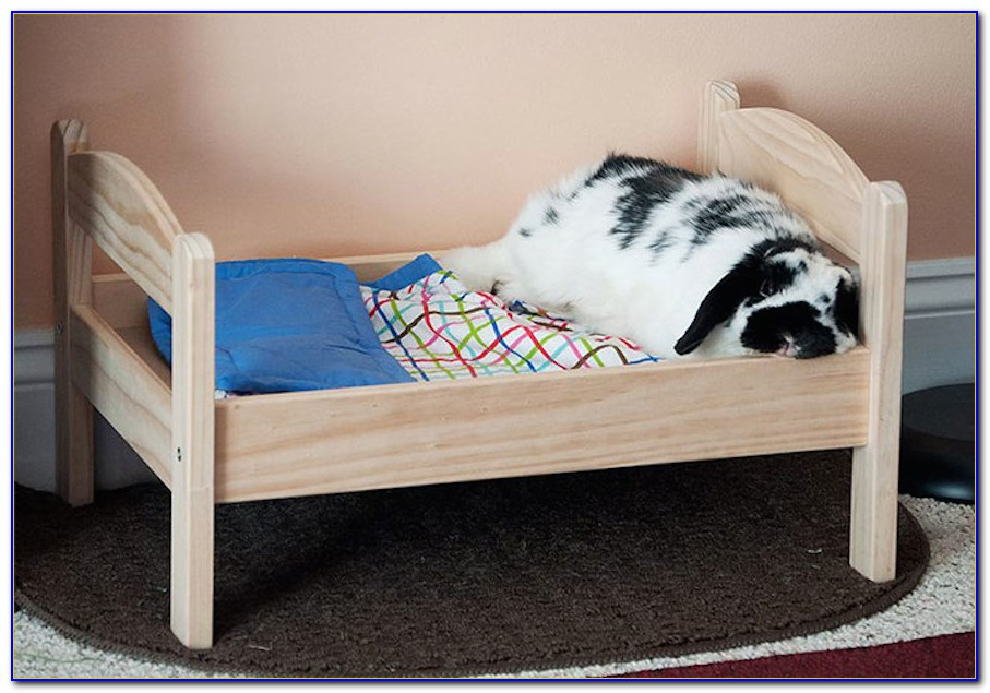 Ikea Doll Bed Hack