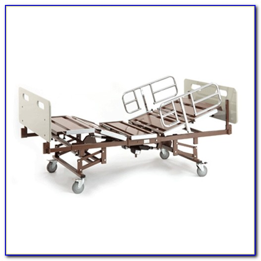 Invacare Hospital Bed Model 5890ivc