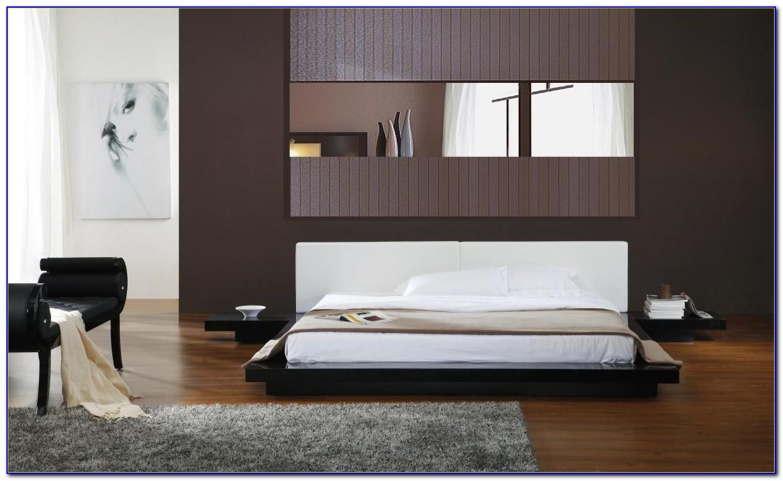 Japanese Platform Beds San Diego