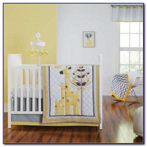 Jonathan Adler Bedding Yellow And Gray