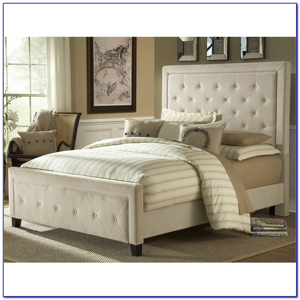 King Size Upholstered Bed Canada