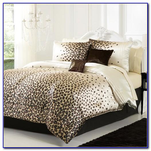 Leopard Print Bedding Queen