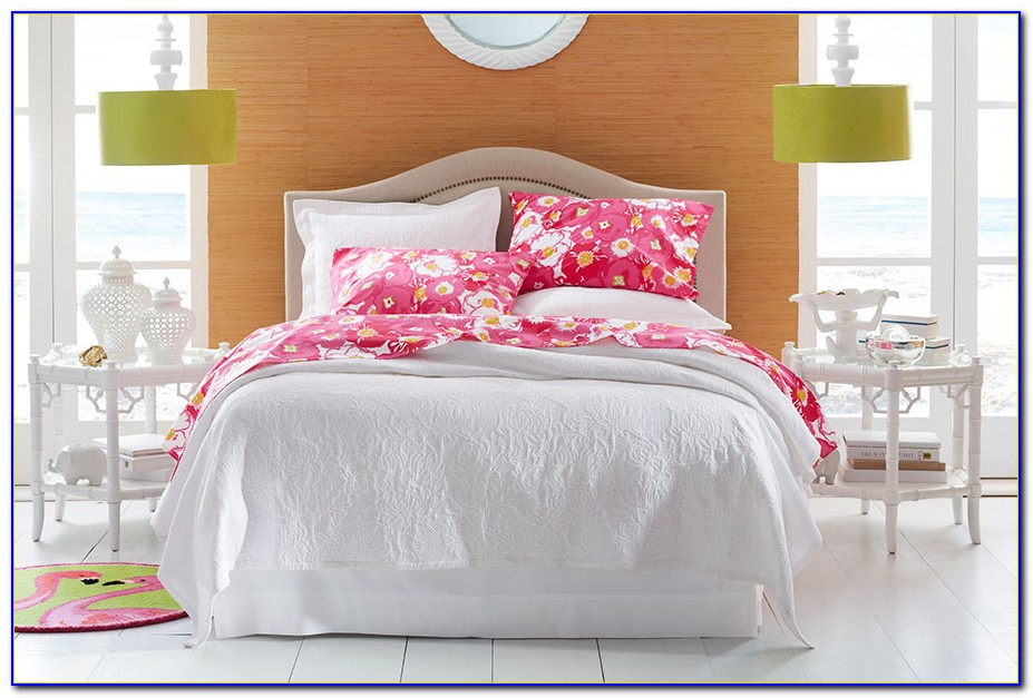 Lilly Pulitzer Bedding Rose