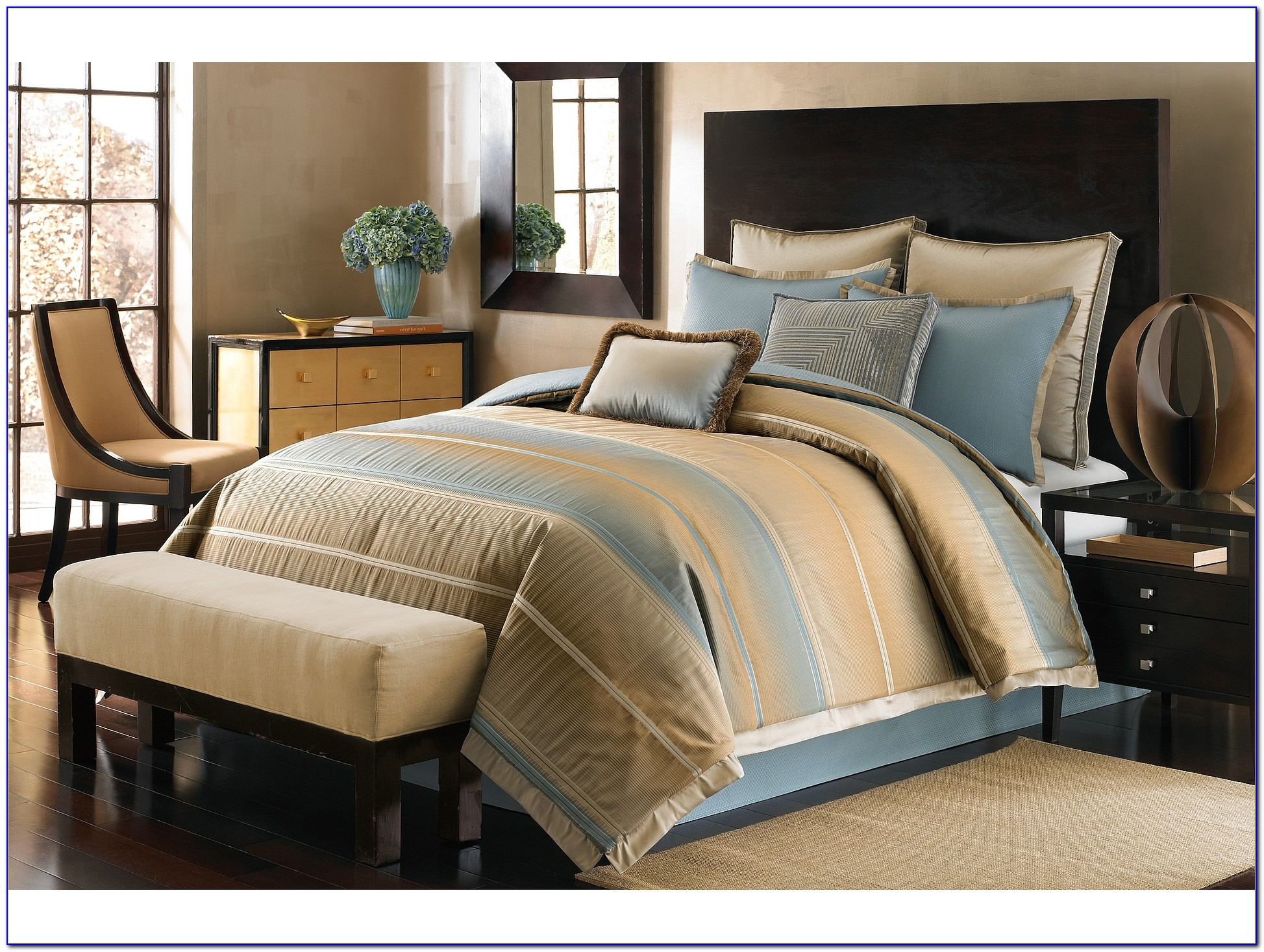 Macy's Vince Camuto Bedding