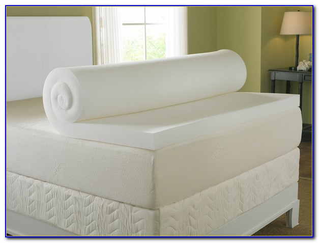 Memory Foam Bed Topper Costco
