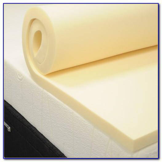 Memory Foam Bed Topper King