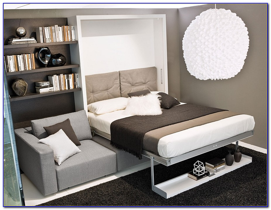 Murphy Bed Couch Combo