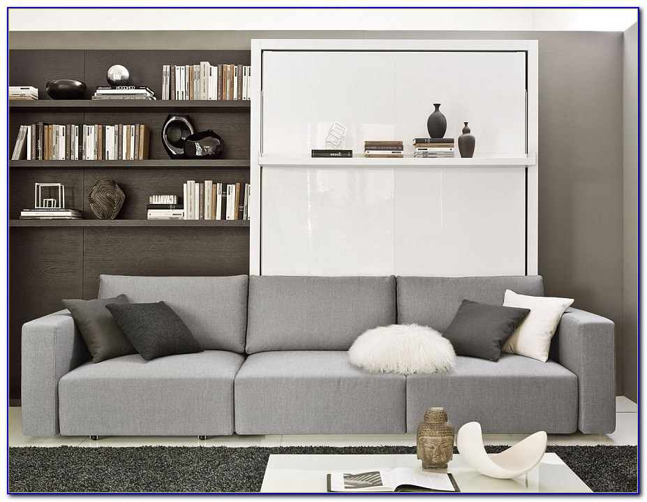 Murphy Bed Sofa Combination