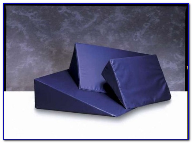 Pillow Wedge For Bed